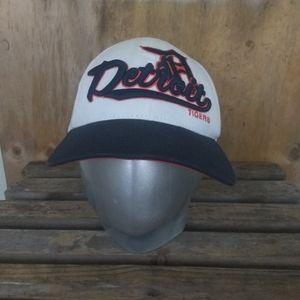 Detroit Tigers New Era Stretch Fit Baseball Hat
